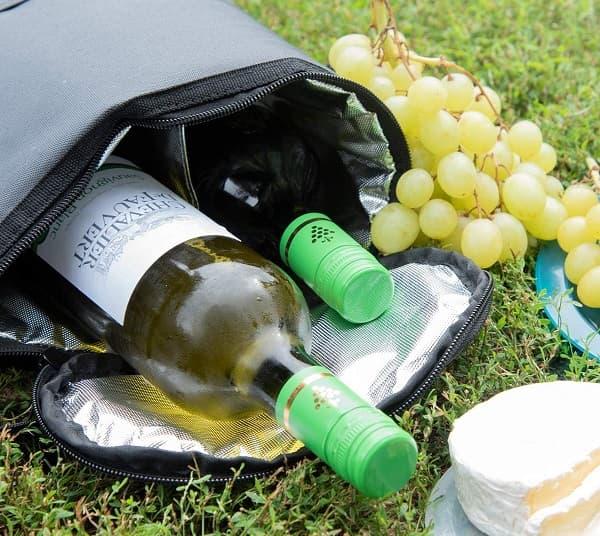 Bolsa enfriadora de Botellas de Vino