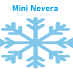 Mini Nevera Vintage Mahou