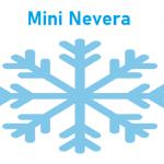 Mini Nevera Vintage Segunda Mano